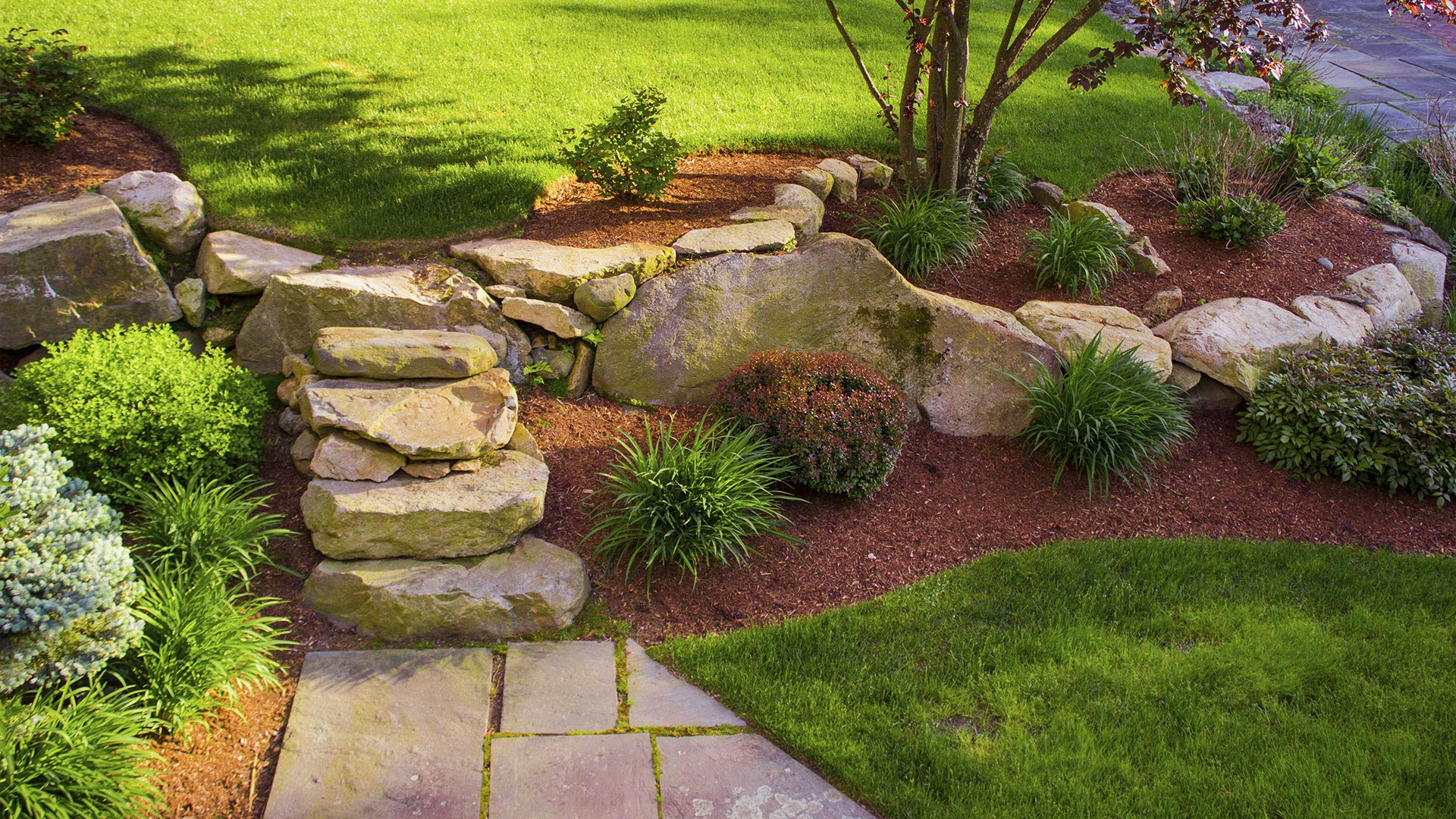 Charles Enterprise Group LLC Landscaping, Lawn Care and Mulching slide 3